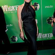 NLD/Scheveningen/20111106 - Premiere musical Wicked, Danielle Oerlemans - Overgaag