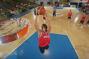 DESCRIZIONE : Bormio Ritiro Nazionale Italiana Maschile Preparazione Eurobasket 2007 Allenamento <br /> GIOCATORE : Marco Belinelli<br /> SQUADRA : Nazionale Italia Uomini EVENTO : Bormio Ritiro Nazionale Italiana Uomini Preparazione Eurobasket 2007 GARA : <br /> DATA : 27/07/2007 <br /> CATEGORIA : Allenamento Special<br /> SPORT : Pallacanestro <br /> AUTORE : Agenzia Ciamillo-Castoria/S.Silvestri <br /> Galleria : Fip Nazionali 2007 <br /> Fotonotizia : Bormio Ritiro Nazionale Italiana Maschile Preparazione Eurobasket 2007 Allenamento <br /> Predefinita :