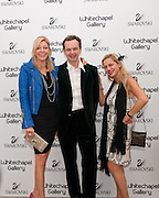 NADJA SWAROVSKI; TOM DIXON;  MOLLIE DENT-BROCKLEHURST,,  Swarovski Whitechapel Gallery Art Plus Opera,  An evening of art and opera raising funds for the Whitechapel Education programme. Whitechapel Gallery. 77-82 Whitechapel High St. London E1 3BQ. 15 March 2012