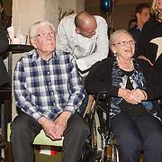 NLD/Gilze/20131130 - Roy Donders presenteert huispakkenlijn, Opa en Oma van Roy Donders
