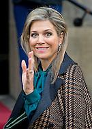 12-1-2016 AMSTERDAM Koning Willem-Alexander en Koningin Maxima houden dinsdag 12 januari 2016 de traditionele Nieuwjaarsontvangst voor Nederlandse genodigden in het paleis op de dam . prinses beatrix  prinses Margriet . COPYRIGHT ROBIN UTRECHT<br /> AMSTERDAM 12-1-2016 King Willem-Alexander and Queen Maxima arrive Tuesday, January 12th, 2016 for the traditional New Year Reception for Dutch guests in the palace on the dam. princess beatrix Princess Margriet . COPYRIGHT ROBIN UTRECHT