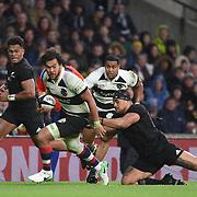 Londra 04/11/2017 Twickenham<br /> Barbarians vs Nuova Zelanda<br /> Steven Luatua