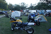 camping at 2010 Rawhyde Advemture Rider Challenge