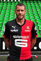 Sylvain ARMAND - 15.09.2014 - Photo officielle Rennes - Ligue 1 2014/2015<br /> Photo : Philippe Le Brech / Icon Sport