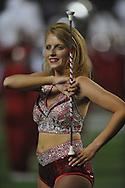 Alabama dancing girls at Bryant-Denny Stadium in Tuscaloosa, Ala.  on Saturday, October 16, 2010. Alabama won 23-10.