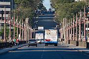 Belo Horizonte_MG, Brasil...Viaduto Santa Tereza e a Avenida Assis Chateubriand em Belo Horizonte...Santa Tereza overpass and Assis Chateubriand in Belo Horizonte...Foto: JOAO MARCOS ROSA / NITRO