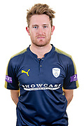 Liam Dawson of Hampshire during the Hampshire CCC photo call 2017 at  at the Ageas Bowl, Southampton, United Kingdom on 12 April 2017. Photo by David Vokes.