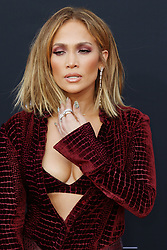 May 20, 2018 - Las Vegas, Nevada, United States of America - Singer Jennifer Lopez attends the 2018 Billboard  Magazine  Music  Awards on May 20, 2018 at MGM Grand Arena in Las Vegas, Nevada (Credit Image: © Marcel Thomas via ZUMA Wire)