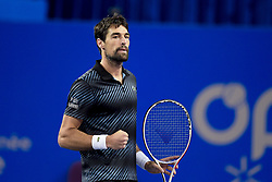 February 6, 2019 - Montpellier, France, FRANCE - Jeremy Chardy  (Credit Image: © Panoramic via ZUMA Press)
