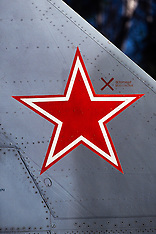 Russian Red Star  Insignia