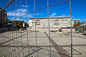 Baustelle Berliner Platz