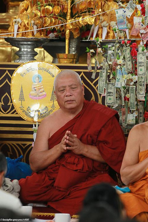 Inauguration du sim, lieu de prière et de méditation pour les vénérables de la pagode VélouvanaramInauguration du sim, lieu de prière et de méditation pour les vénérables de la pagode Vélouvanaram