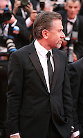 Tim Roth at the the Grace of Monaco gala screening and opening ceremony red carpet at the 67th Cannes Film Festival France. Wednesday 14th May 2014 in Cannes Film Festival, France.