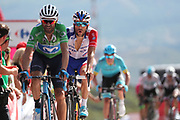 Thibaut Pinot (FRA, Groupama - FDJ) during the 73th Edition of the 2018 Tour of Spain, Vuelta Espana 2018, Stage 13 cycling race, Candas Carreno - La Camperona 174,8 km on September 7, 2018 in Spain - Photo Luca Bettini / BettiniPhoto / ProSportsImages / DPPI