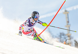23# Koeck Melissa from Austria during the slalom of National Championship of Slovenia 2019, on March 24, 2019, on Krvavec, Slovenia. Photo by Urban Meglic / Sportida