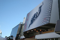 The Palais des festivals during the 66th Cannes Film Festival 2013