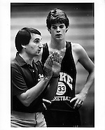 Mike Krzyzewski Duke U Basketball Coach 1981