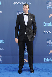 Timothy Simmons  bei der Verleihung der 22. Critics' Choice Awards in Los Angeles / 111216