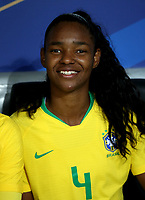International Women's Friendly Matchs 2018 / <br /> France v Brazil 3-1 ( Allianz Riviera Stadium - Nice,France ) - <br /> Daiane Silva of Brazil