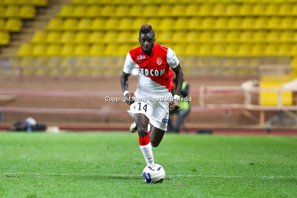 Tiemoue BAKAYOKO  - 14.01.2015 - Monaco / Guingamp - 1/4Finale Coupe de la Ligue<br /> Photo : Jean Christophe Magnenet / Icon Sport