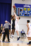 MBKB: North Park University vs. Augustana College (Illinois) (01-20-18)