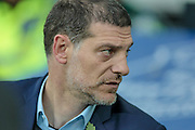 Slaven Bilic (Manager) (West Ham United) before the Premier League match between Everton and West Ham United at Goodison Park, Liverpool, England on 30 October 2016. Photo by Mark P Doherty.