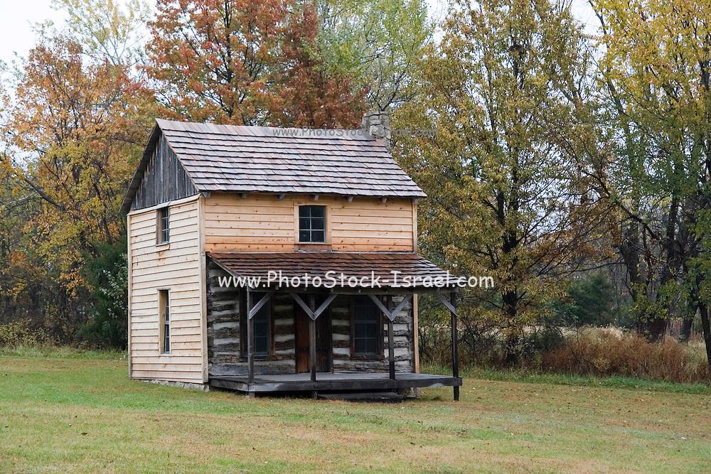 Florida Missouri MO USA, Birthplace and first home of Samuel Clemens. AKA Mark Twain