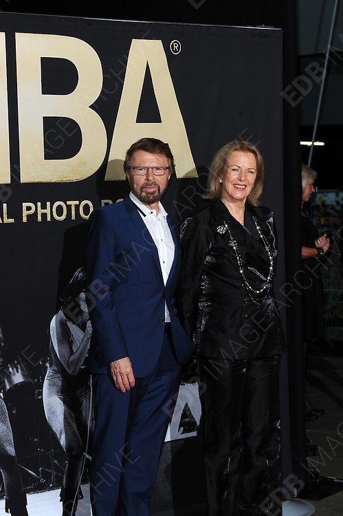 07.APRIL.2014. LONDON<br /> <br /> CODE - PM<br /> <br /> ABBA: THE INTERNATIONAL ANNIVERSARY PARTY, HELD AT THE TATE MODERN, LONDON<br /> <br /> BYLINE: EDBIMAGEARCHIVE.CO.UK<br /> <br /> *THIS IMAGE IS STRICTLY FOR UK NEWSPAPERS AND MAGAZINES ONLY*<br /> *FOR WORLD WIDE SALES AND WEB USE PLEASE CONTACT EDBIMAGEARCHIVE - 0208 954 5968*