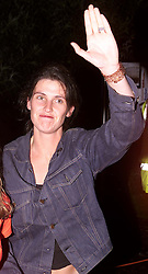 Darren on the final night of the first Big Brother, September 16, 2000..Photo by Andrew Parsons/i-Images..
