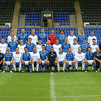 St Johnstone FC  season 2005-2006<br />