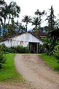 Morretes_PR, Brasil...Fazenda em Morretes, no Parana...A farm in Morretes, Parana...Foto: BRUNO MAGALHAES / NITRO