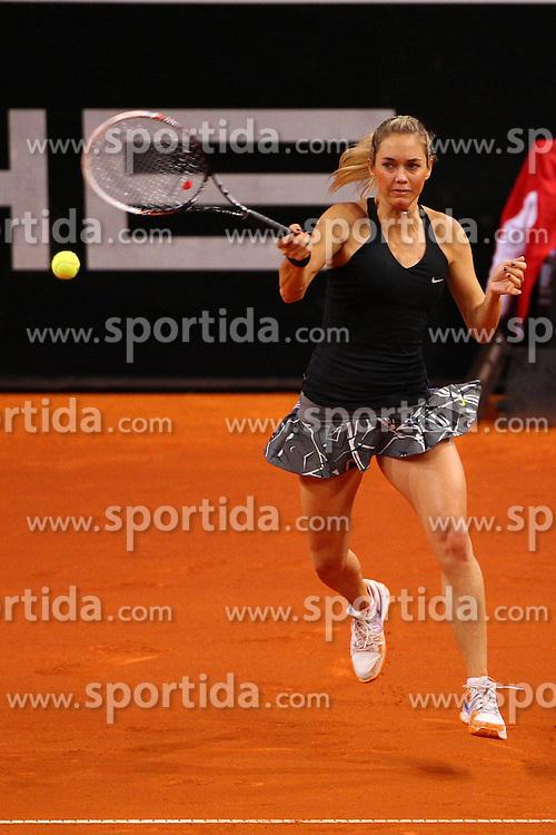 22.04.2014, Porsche Arena, Stuttgart, GER, WTA Tour, Stuttgart Porsche Grand Prix, im Bild Klara Koukalova (CZE) // during the Stuttgart Porsche Grand Prix WTA Tour at the Porsche Arena in Stuttgart, Germany on 2014/04/22. EXPA Pictures &copy; 2014, PhotoCredit: EXPA/ Eibner-Pressefoto/ Neis<br /> <br /> *****ATTENTION - OUT of GER*****