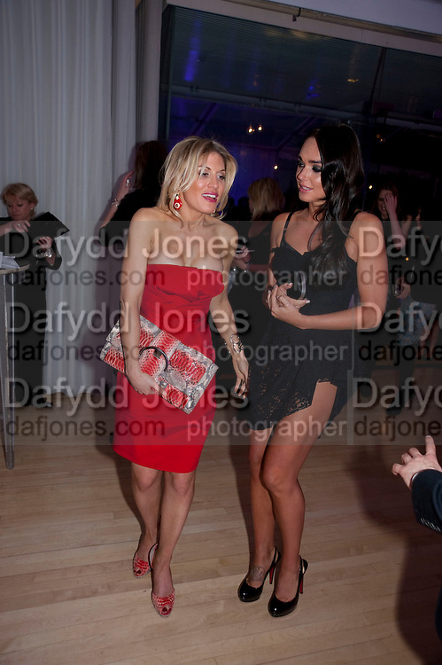 TAMARA ECCLESTONE; HOFIT GOLAN, An evening at Sanderson to celebrate 10 years of Sanderson, in aid of Clic Sargent. Sanderson Hotel. 50 Berners St. London. W1. 27 April 2010 *** Local Caption *** -DO NOT ARCHIVE-© Copyright Photograph by Dafydd Jones. 248 Clapham Rd. London SW9 0PZ. Tel 0207 820 0771. www.dafjones.com.<br /> TAMARA ECCLESTONE; HOFIT GOLAN, An evening at Sanderson to celebrate 10 years of Sanderson, in aid of Clic Sargent. Sanderson Hotel. 50 Berners St. London. W1. 27 April 2010