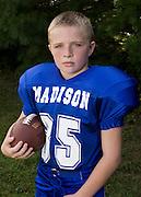 MPR Youth Football.1213 year old.Football and Cheerleader Team and Individual.9/22/2007..