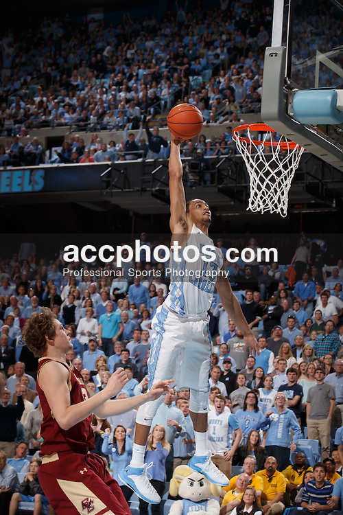 CHAPEL HILL, NC - JANUARY 18: J.P. Tokoto #13 of the North Carolina Tar Heels plays during a game against the Boston College Eagles on January 18, 2014 at the Dean E. Smith Center in Chapel Hill, North Carolina. North Carolina won 82-71. (Photo by Peyton Williams/UNC/Getty Images) *** Local Caption *** J.P. Tokoto