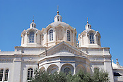 Israel, Jerusalem The Holy Trinity Cathedral AKA the Russian Church in the Russian compound