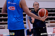 DESCRIZIONE: Trento Trentino Basket Cup - Allenamento<br /> GIOCATORE: Ettore Messina<br /> CATEGORIA: Nazionale Maschile Senior<br /> GARA: Trento Trentino Basket Cup - Allenamento <br /> DATA: 17/06/2016<br /> AUTORE: Agenzia Ciamillo-Castoria
