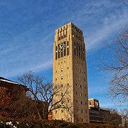 &quot;Burton Memorial Tower&quot;<br />