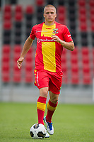 Henrik Ojamaa during the team presentation of Go Ahead Eagles on July 15, 2016 at the Adelaarshorst Stadium in Deventer, The Netherlands.