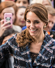 The Duke and Duchess of Cambridge | Manchester | 14 October 2016