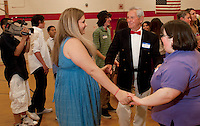 Laconia High School Senior Senior Prom Dance May 25, 2011.