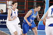 DESCRIZIONE : Porto San Giorgio Torneo Internazionale Basket Femminile Italia Serbia<br /> GIOCATORE : Laura Macchi<br /> SQUADRA : Nazionale Italia Donne<br /> EVENTO : Porto San Giorgio Torneo Internazionale Basket Femminile<br /> GARA : Italia Serbia<br /> DATA : 29/05/2009 <br /> CATEGORIA : palleggio<br /> SPORT : Pallacanestro <br /> AUTORE : Agenzia Ciamillo-Castoria/E.Castoria