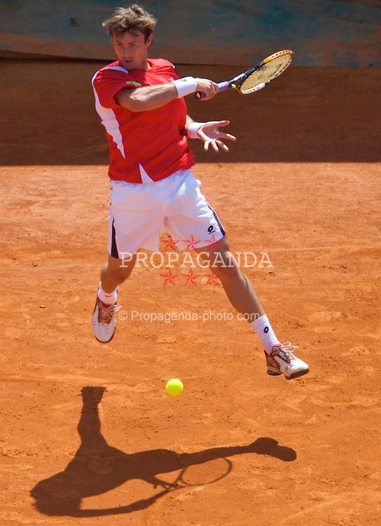 MONTE-CARLO, MONACO - Thursday, April 24, 2008: Juan Carlos Ferrero during the third round of the Masters Series Monte-Carlo at the Monte-Carlo Country Club. (Photo by David Rawcliffe/Propaganda)