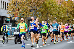 10km Run at Volkswagen 22nd Ljubljana Marathon 2017, on October 29, 2017 in Ljubljana, Slovenia. Photo by Matic Klansek Velej / Sportida