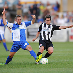 Bath City v Bristol Rovers