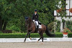 D Hoore Brecht (BEL) - Sital<br /> European Championships Young Riders 2010<br /> © Hippo Foto - Leanjo de Koster