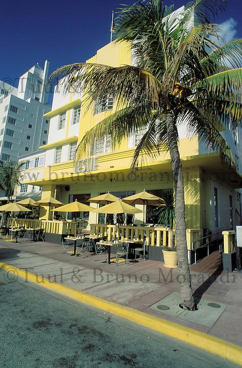 Etats-Unis, USA, Floride, Miami Beach, Art Deco district // USA, Florida, Miami Beach, Art Deco district