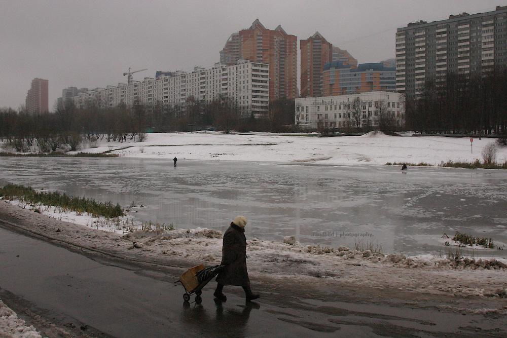 Moskau, Südstadt (c) images.de/Timo Vogt (Moscow´s south)