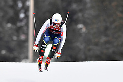 08.03.2017, Are, SWE, FIS Ski Alpin Junioren WM, Are 2017, Herren, Abfahrt, im Bild Zack Monsén // during men's Downhill of the FIS Junior World Ski Championships 2017. Are, Sweden on 2017/03/08. EXPA Pictures © 2017, PhotoCredit: EXPA/ Nisse<br /> <br /> *****ATTENTION - OUT of SWE*****