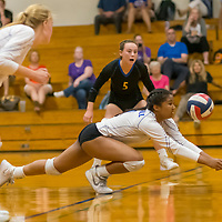 Amador Valley vs Foothill Girls Volleyball